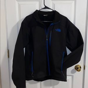 North Face Apex Bionic Soft Shell jacket. LIKE NEW